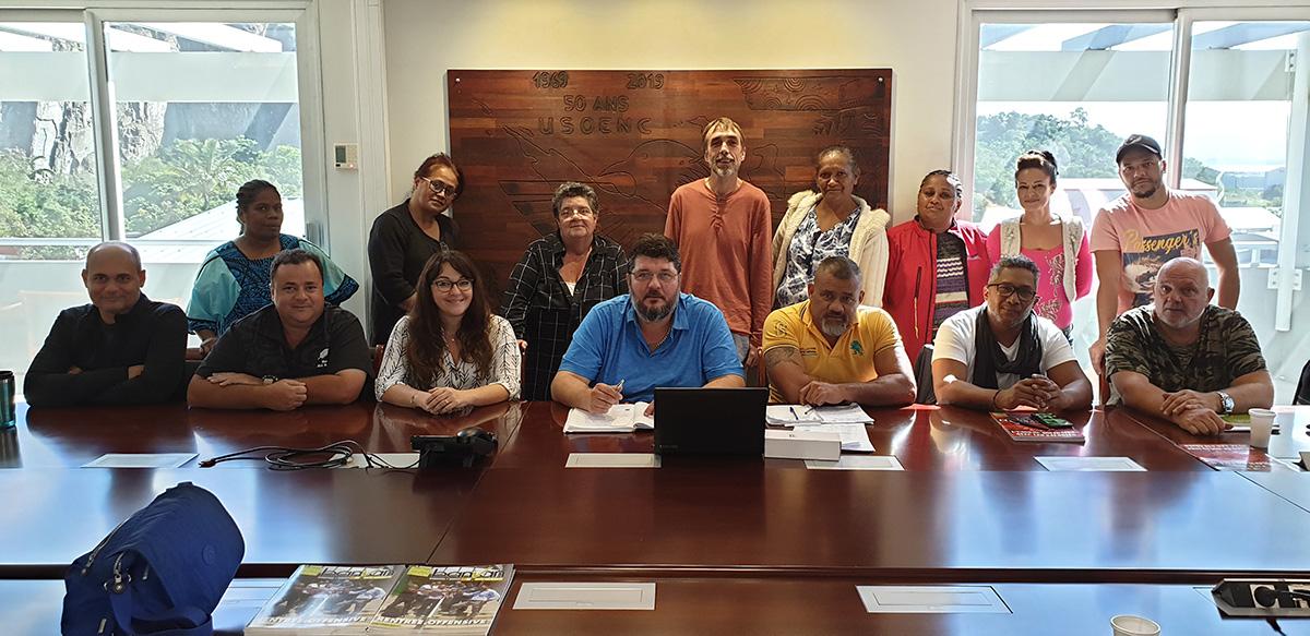 Le SOENC Fonction Publique appelle à la mobilisation ce mardi 07 juillet devant le gouvernement de Nouvelle-Calédonie.