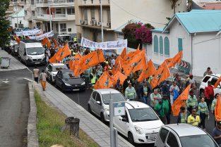 L'USOENC, les sous-traitants et salariés de VALE Nouvelle-Calédonie se sont mobilisés !