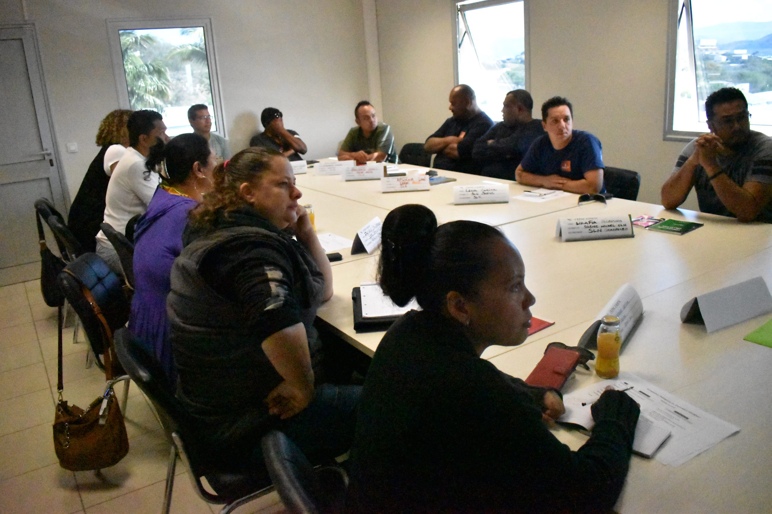 Une formation Délégués du Personnel (DP) sur deux jours avec le CEFNC-USOENC.