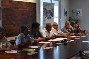 Conférence de presse : L'USOENC en grève générale ce vendredi 13 novembre
