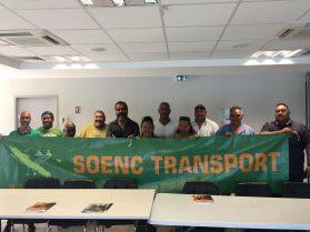 Le SOENC Transports en Assemblée Générale le 05 décembre à la maison USOENC