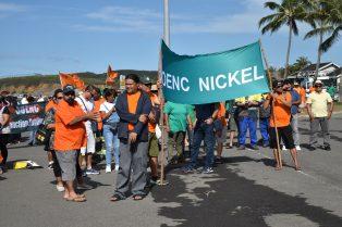 Réaction du SOENC Nickel : VALE annonce le chômage partiel pour 1 200 salariés.