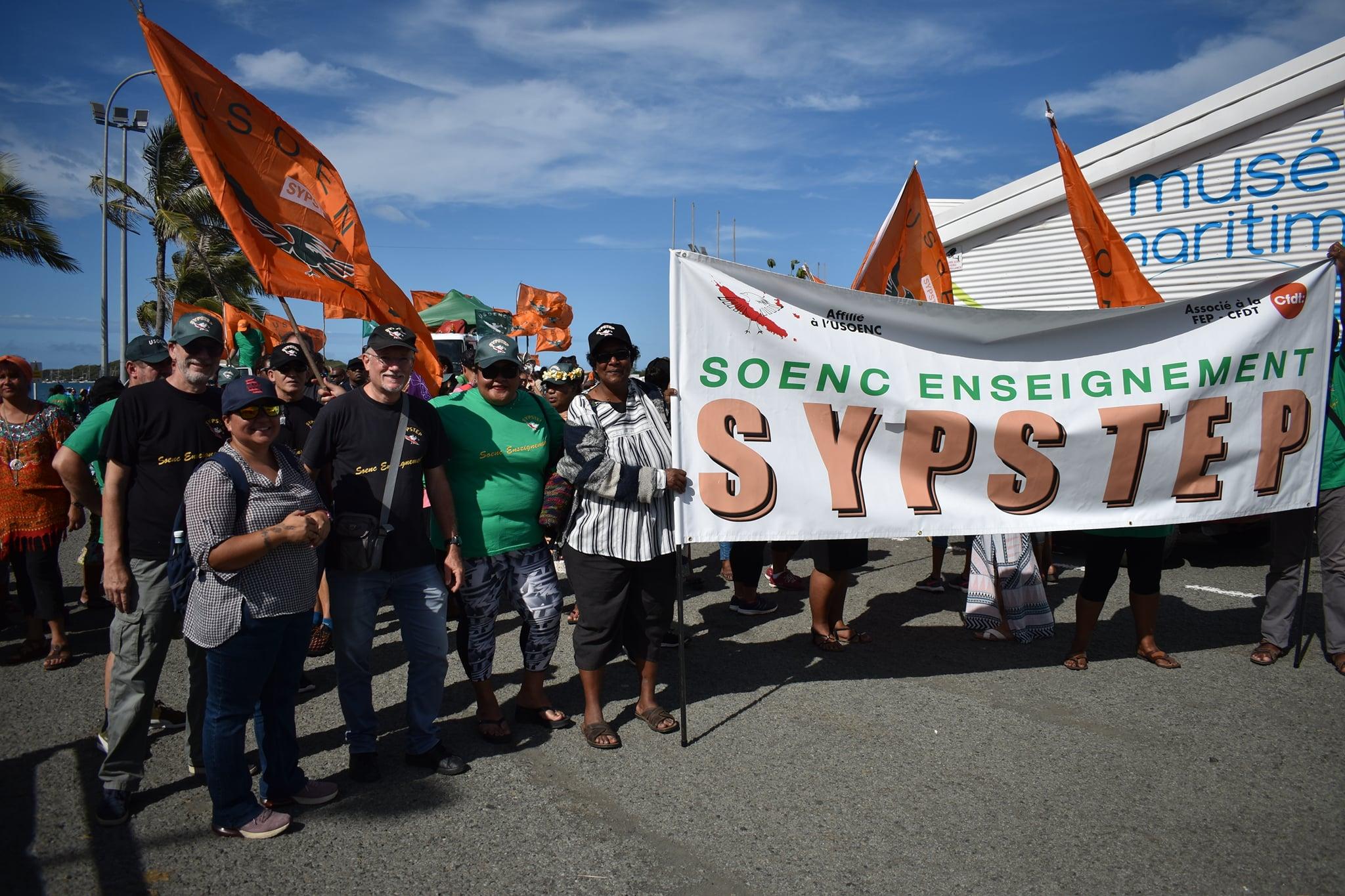 Bulletin d'information du SYPSTEP