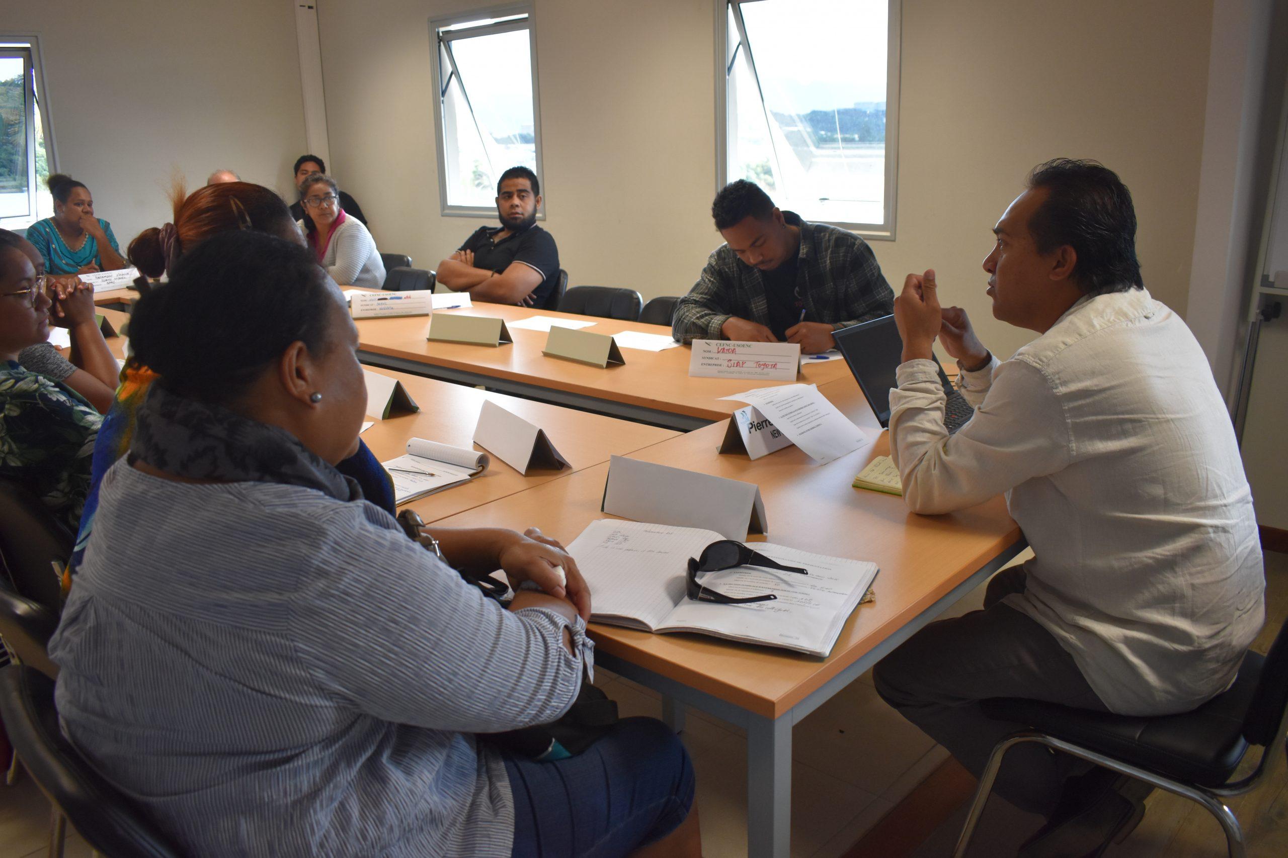 Première formation 2021 : Une formation Délégué Syndical dispensée par le CEFNC