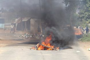 « Eswatini : la CSI condamne la violence et la répression à l'encontre de manifestants pacifiques » : extrait du bulletin d'information de la Confédération Syndicale International en date de Juillet 2021