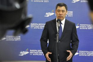 « Kirghizistan : la CSI se félicite du veto opposé à un projet de loi antisyndical» : extrait du bulletin d'information de la Confédération Syndicale Internationale en date de septembre 2021