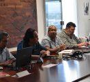 L'USOENC a participé à la Table Ronde Sociale convoquée par le Président du Gouvernement, concernant la crise sanitaire actuelle.